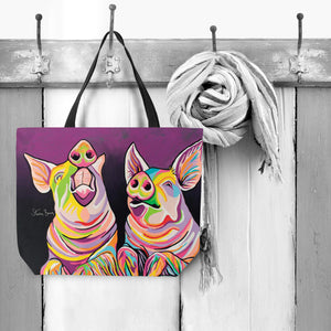 Sharon & Tracy McFarm - Tote Bag