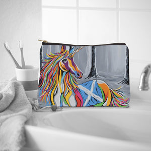 She Who is Brave - Cosmetic Bag