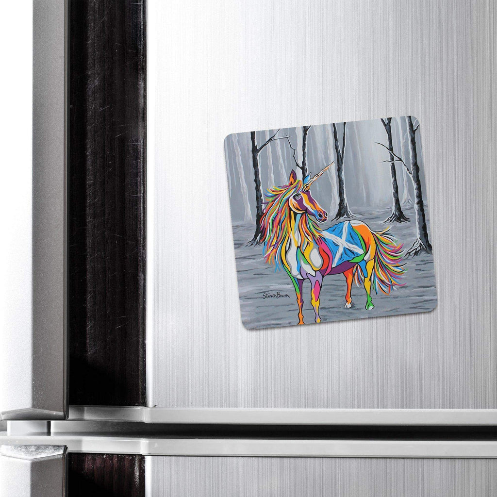 She Who is Brave - Fridge Magnet