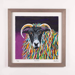 Shug MacEwe - Framed Limited Edition Floating Prints