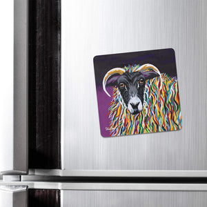 Shug MacEwe - Fridge Magnet