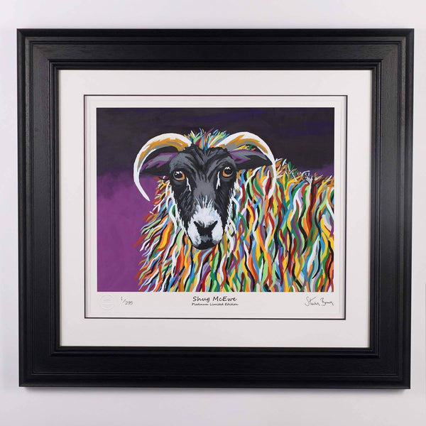 Shug MacEwe - Platinum Limited Edition Prints