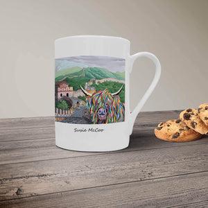 Susie McCoo - Bone China Mug