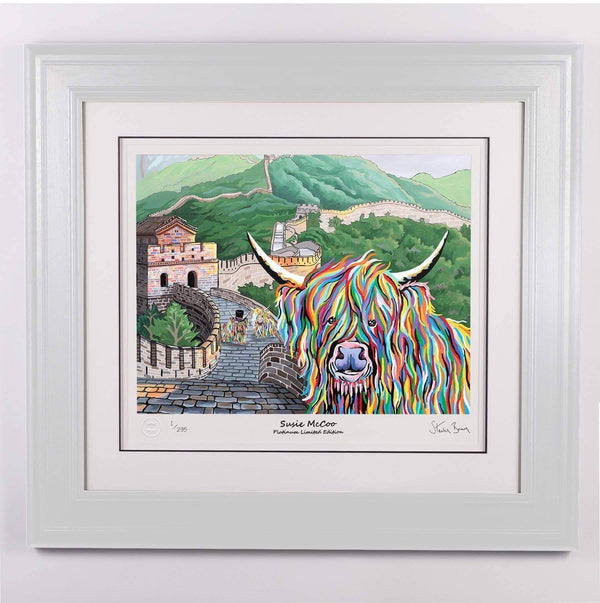 Susie McCoo - Platinum Limited Edition Prints