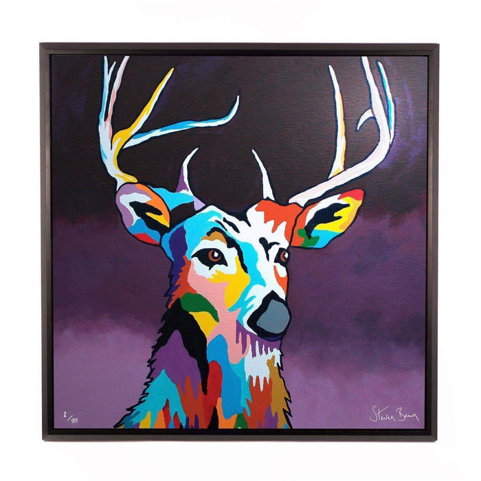 Tam McDeer - Framed Limited Edition Aluminium Wall Art