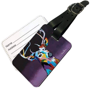 Tam MacDeer - Luggage Tag