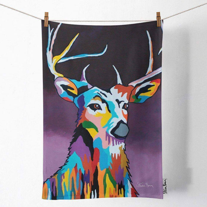 Tam McDeer - Tea Towel
