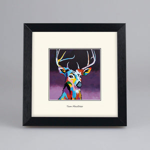 Tam McDeer - Digital Mounted Print