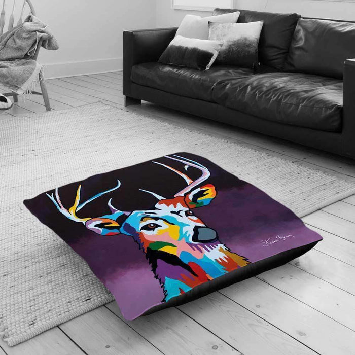 Tam Mcdeer - Floor Cushion