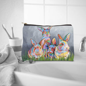 The McBunnies - Cosmetic Bag