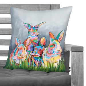 The McBunnies - Cushions