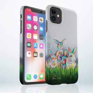The McBunnies - Snap Phone Case