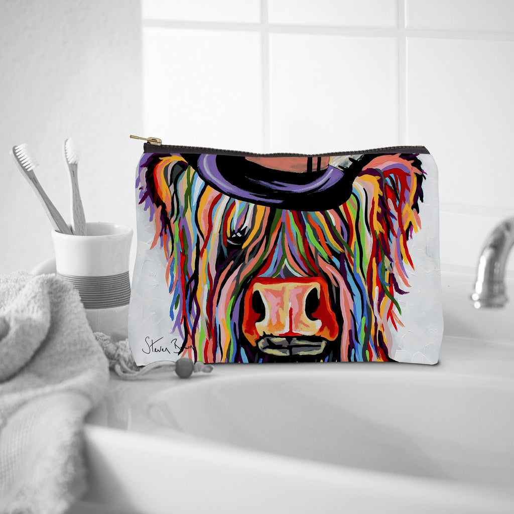 Toby Mori McCoo - Cosmetic Bag