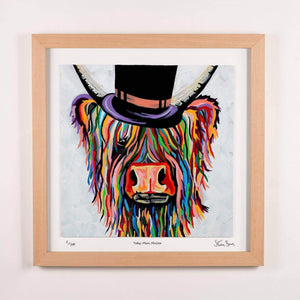 Toby Mori McCoo - Framed Limited Edition Floating Prints