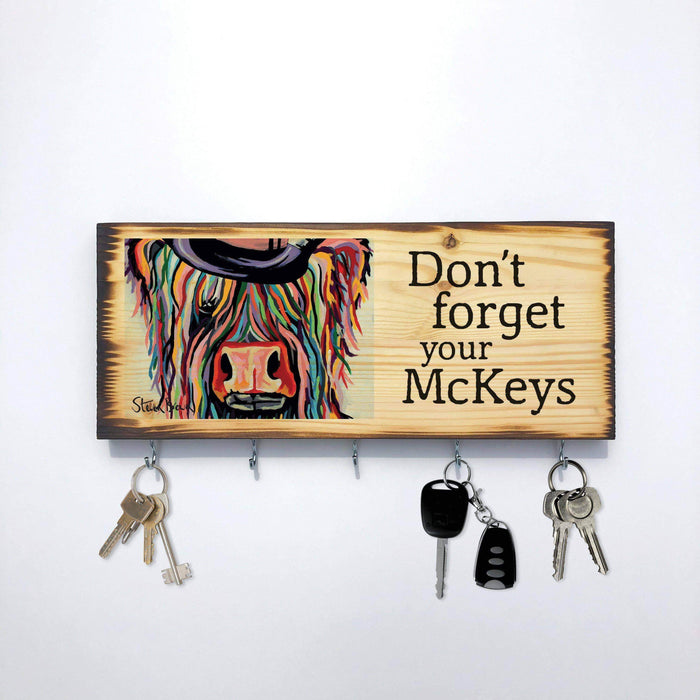 Toby Mori McCoo - McKey Holder