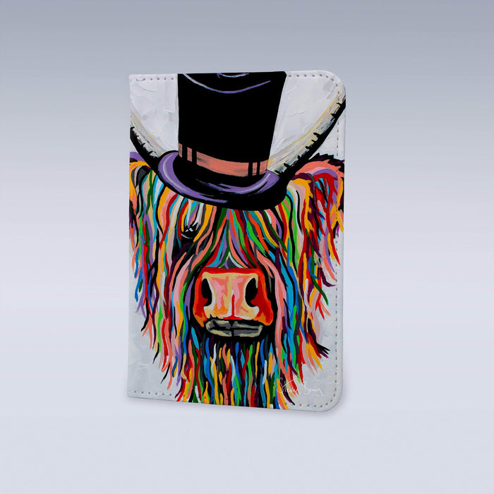 Toby Mori McCoo - Passport Cover