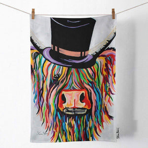 Toby Mori McCoo - Tea Towel