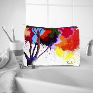 Tree Of Aura - Cosmetic Bag
