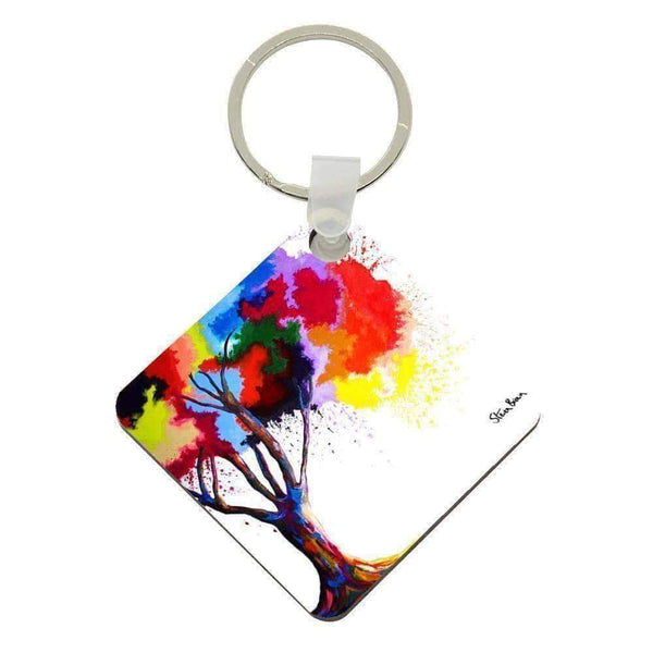 Tree of Aura - Keyring