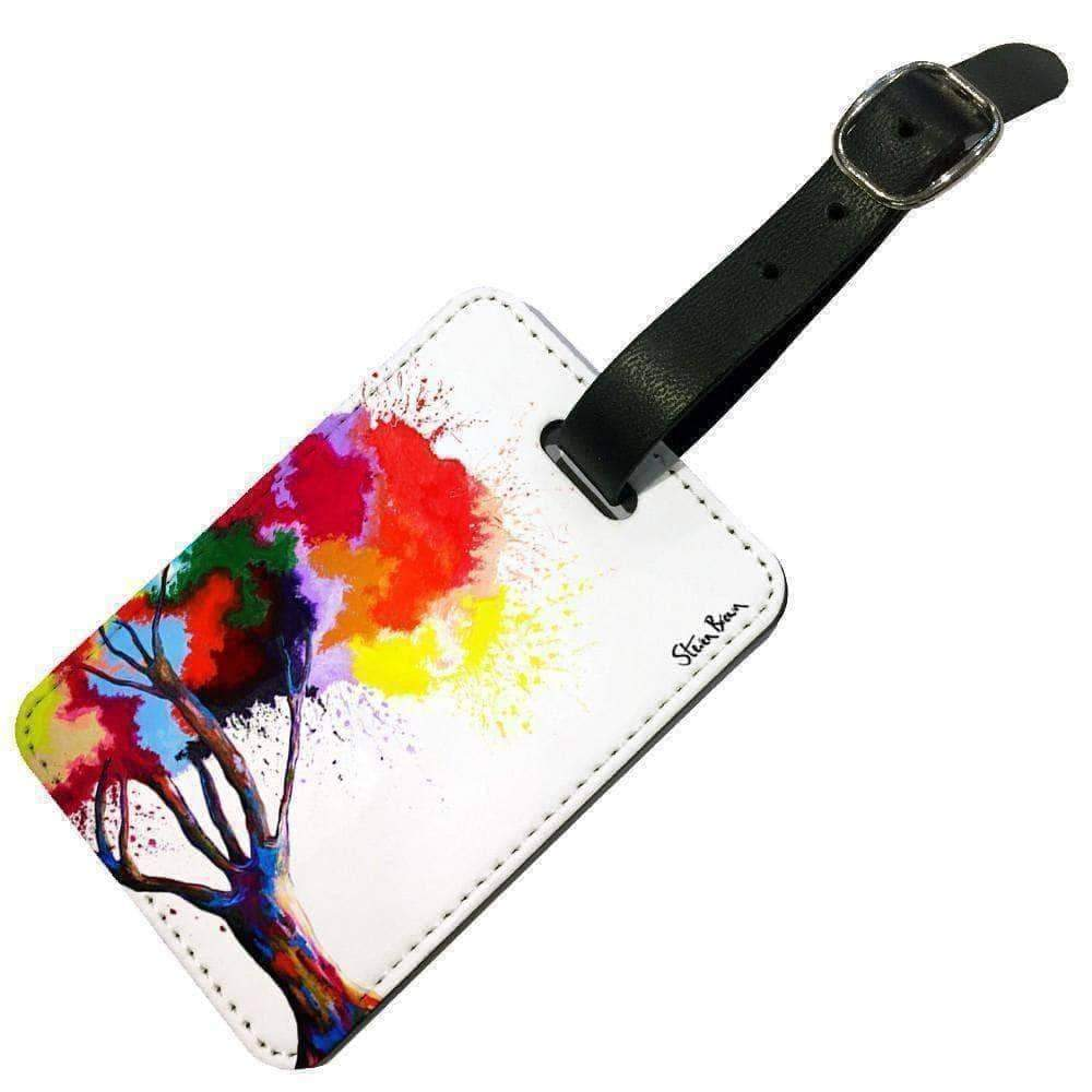 Tree of Aura - Luggage Tag