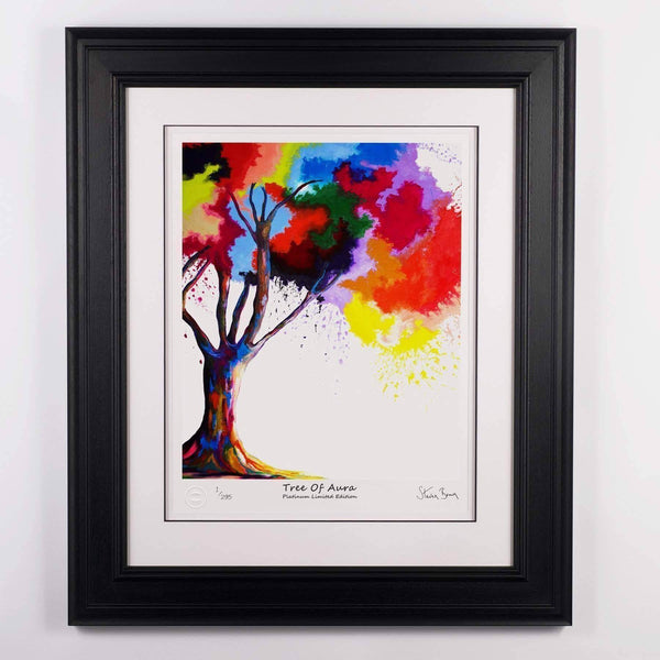 Tree of Aura - Platinum Limited Edition Prints