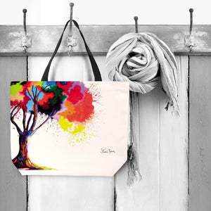 Tree Of Aura - Tote Bag