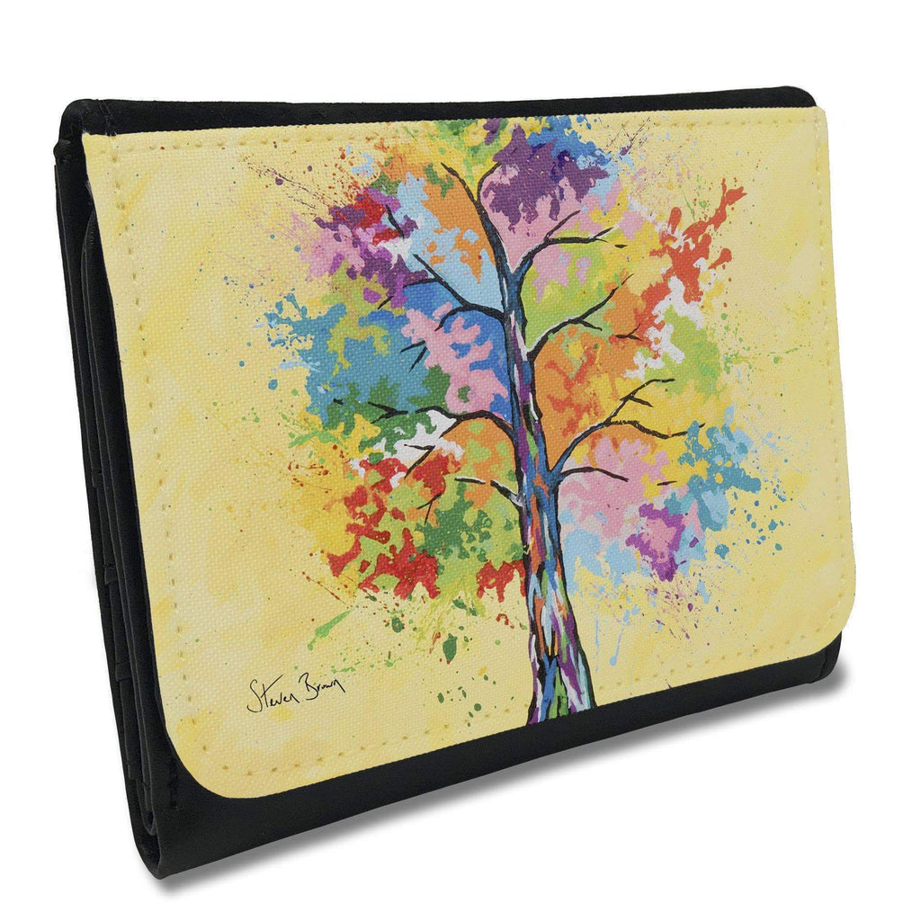 Tree Of Life - Mens Wallet