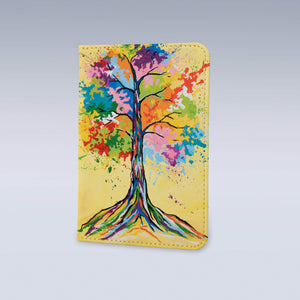 Tree Of Life - Passport Cover