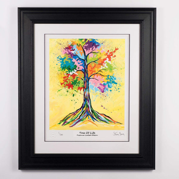 Tree Of Life - Platinum Limited Edition Prints
