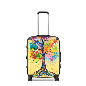Tree Of Life - Suitcase