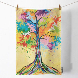 Tree Of Life - Tea Towel
