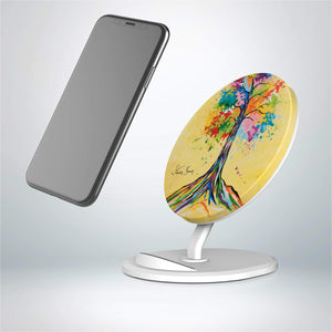 Tree Of Life - Wireless Charger