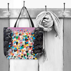 Waterfall Hearts - Tote Bag