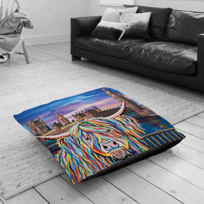 Wee Ben McCoo - Floor Cushion