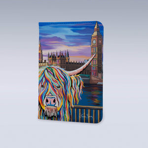 Wee Ben McCoo - Passport Cover
