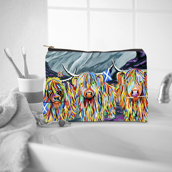William Rabbie & Wallace McCoo - Cosmetic Bag