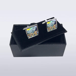 William Rabbie & Wallace McCoo - Cufflinks