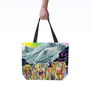 William Rabbie & Wallace McCoo - Tote Bag