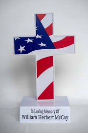 Customized Attachable Base Stand (Fits All Solar Memorials)