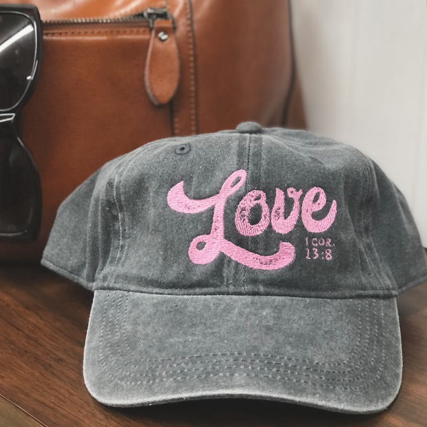 Love Hat (Pigment Dyed)