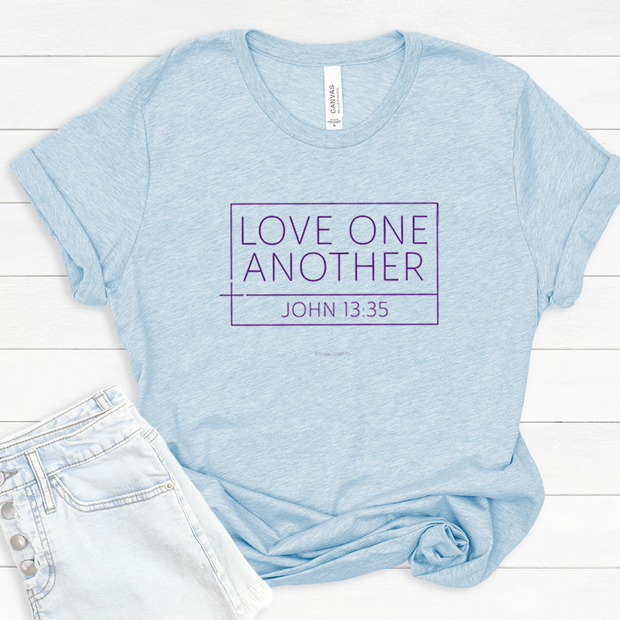 Love One Another Short Sleeve Shirt