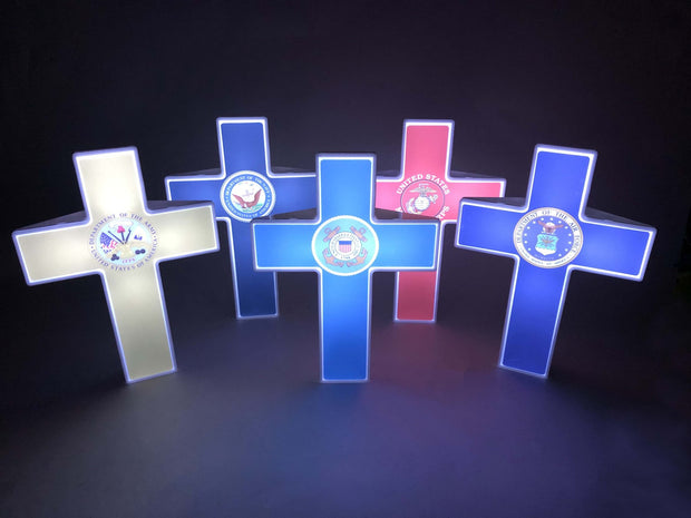 Eternal Light Military Cross