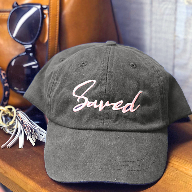 Saved Hat (Pigment Dyed)