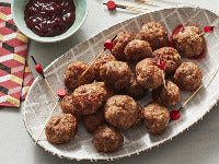 ALL BEEF MEATBALLS - 5LB BAG
