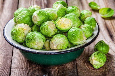 Brussel Sprouts - Cooked & Portioned