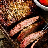 Cooked Flank Steak