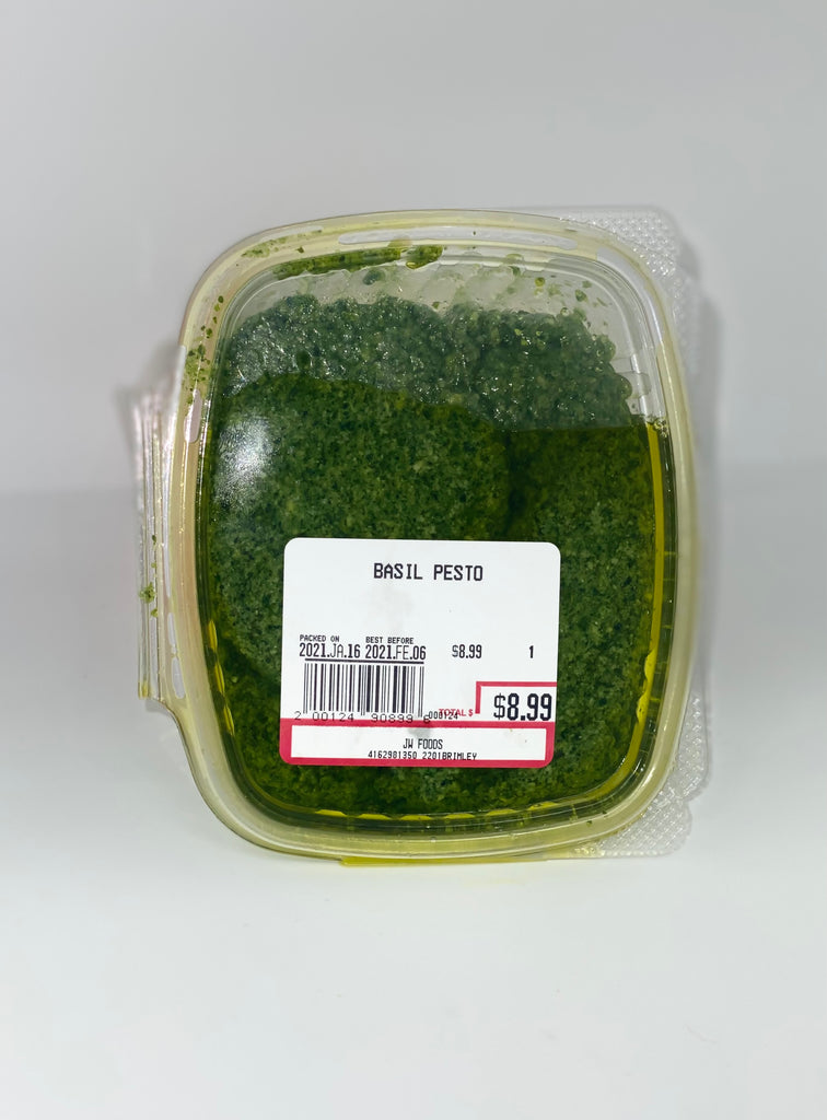 BASIL PESTO 12OZ