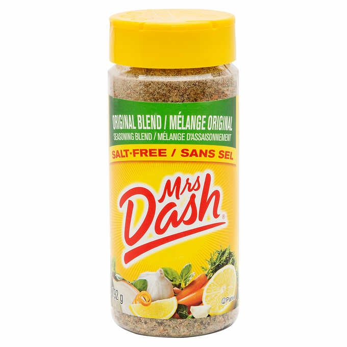 MRS. DASH SEASONING 192G