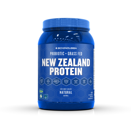 SCHINOUSSA NEW ZEALAND PROTEIN 910G