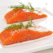 CANADIAN-Atlantic Premium Grade SALMON - 6-7 oz portions